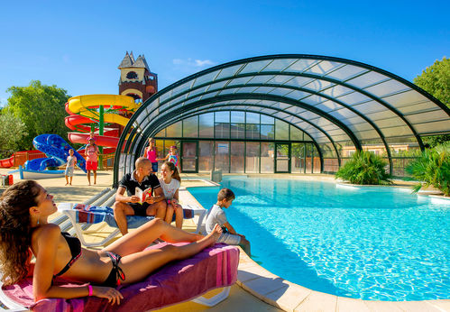 Camping La Bastide, Camping Languedoc Roussillon - 3