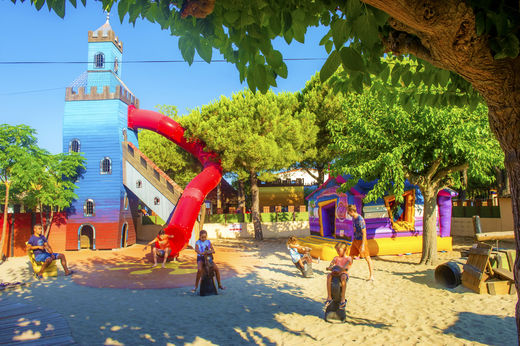 Camping Le Boucanet, Camping Languedoc Roussillon - 2