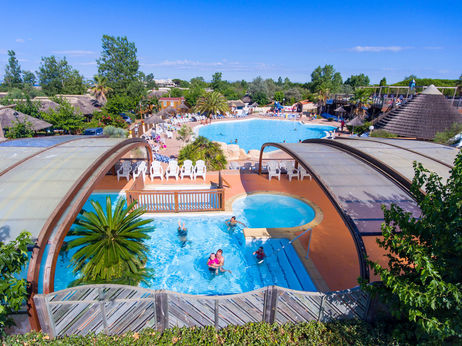 Camping Le Boucanet, Camping Languedoc Roussillon - 3