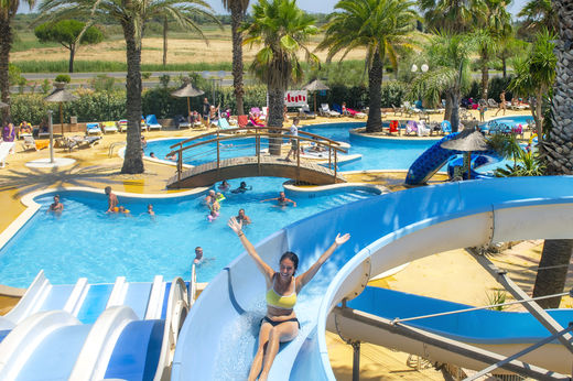 Camping Emeraude, Camping Languedoc Roussillon - 3