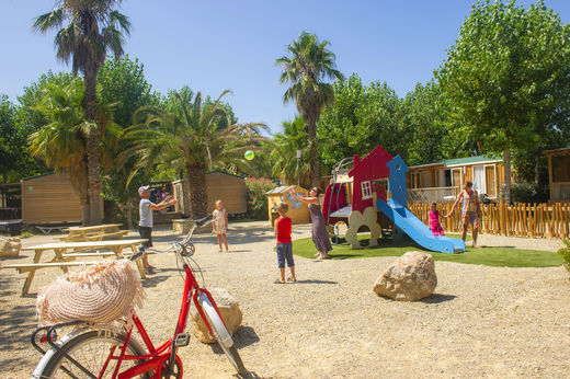 Camping Emeraude, Camping Languedoc Roussillon - 6