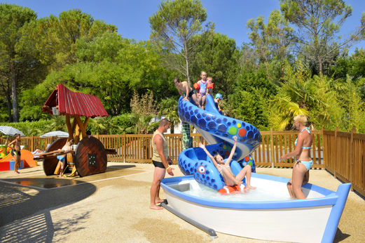 Camping Les Fumades, Camping Languedoc Roussillon - 5