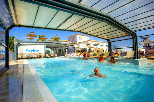 Camping L'Hermitage, Camping Languedoc Roussillon - 5