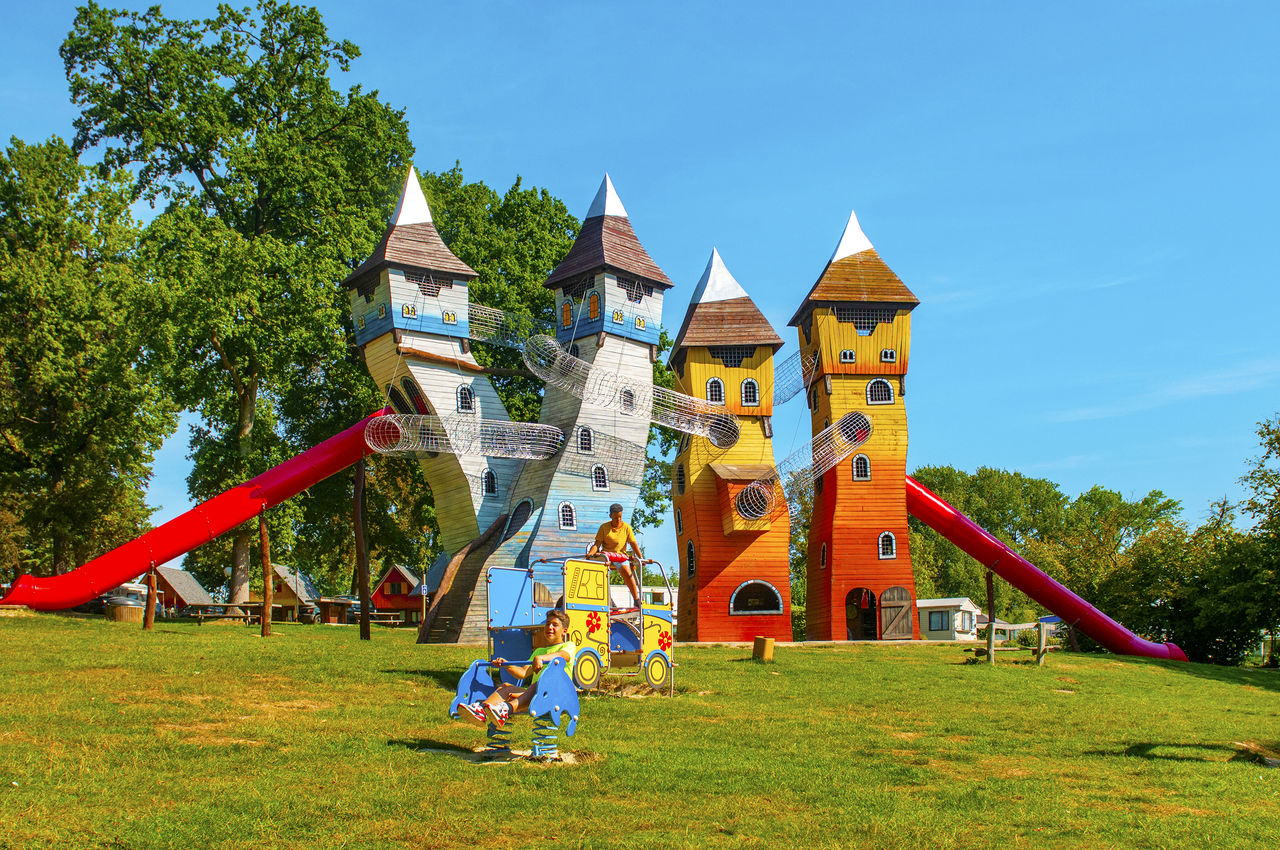 L'hirondelle, Camping Ardennes - Carabouille juego - Capfun