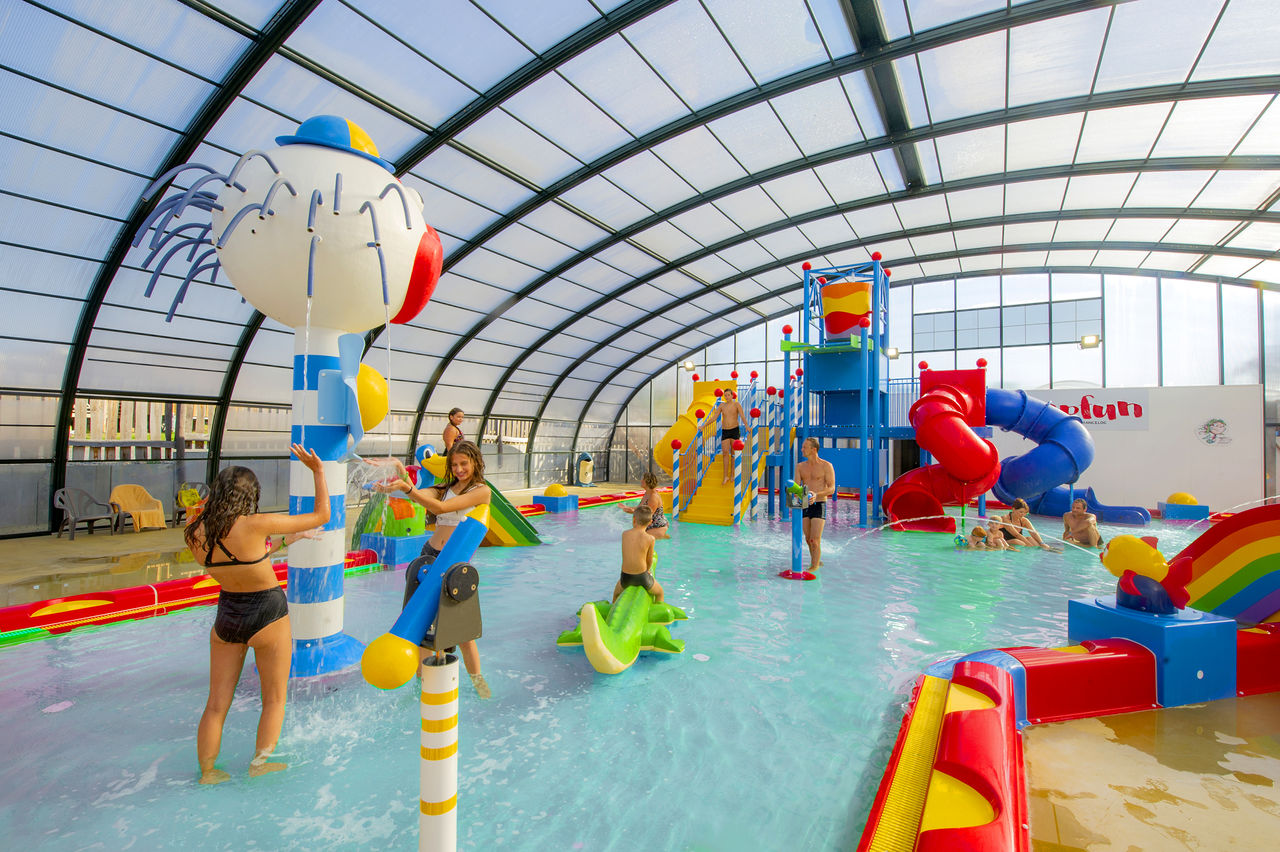 L'hirondelle, Camping Ardennes - piscinas - Capfun