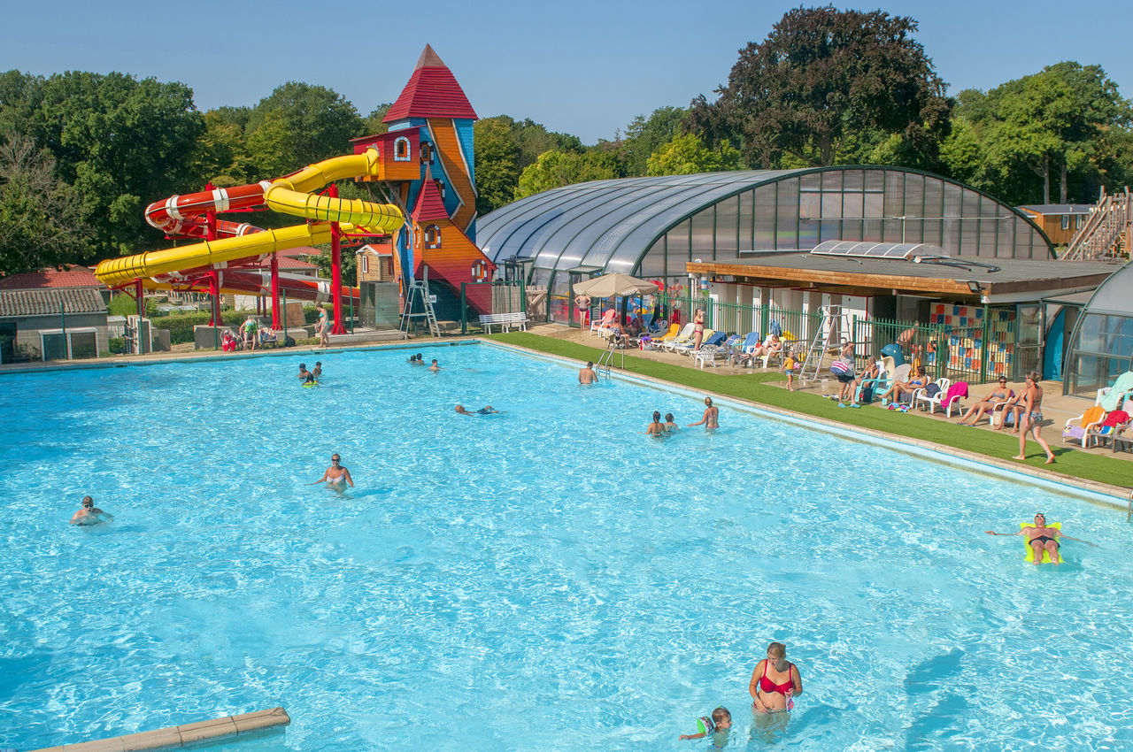 L'hirondelle, Camping Ardennes -  - Capfun