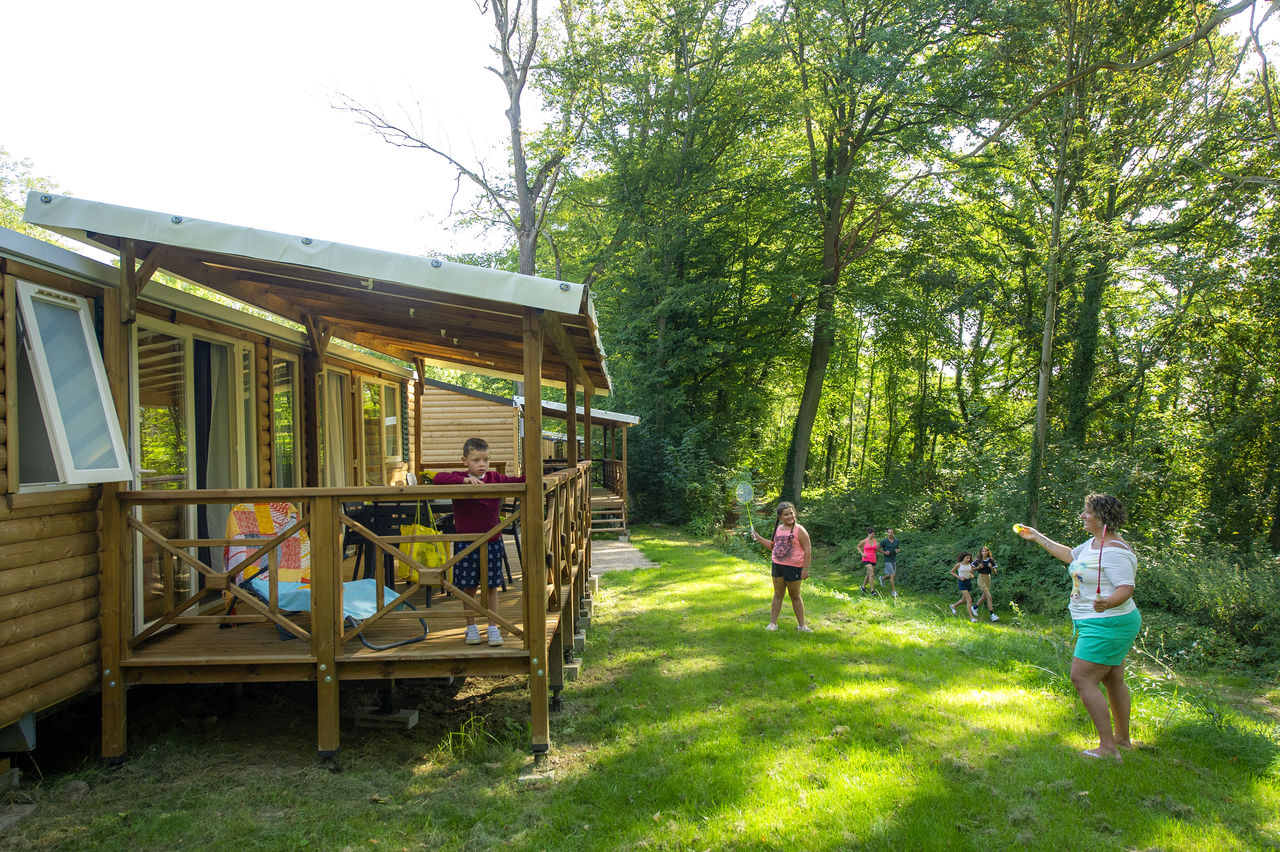 L'hirondelle, Camping Ardennes - 23