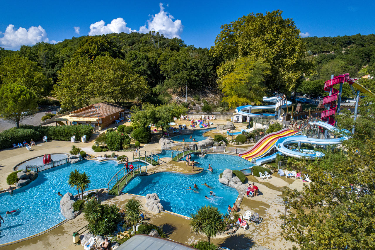 Imbours, Camping Rhone Alpes - 23