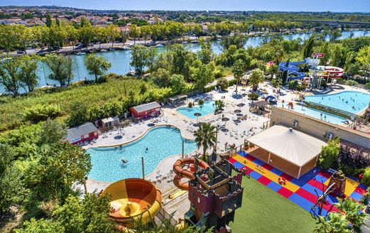Camping Les Fleurs d'Agde, Camping Languedoc Roussillon - 1