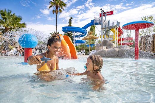 Camping Les Fleurs d'Agde, Camping Languedoc Roussillon - 4
