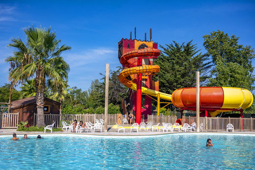 Camping Les Fleurs d'Agde, Camping Languedoc Roussillon - 5