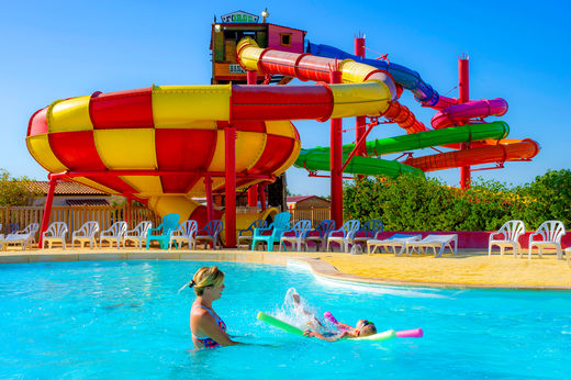 Camping Las Bousigues, Camping Languedoc Roussillon - 4