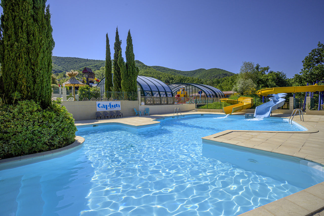 Le Merle Roux, Camping Rhone Alpes -  - Capfun