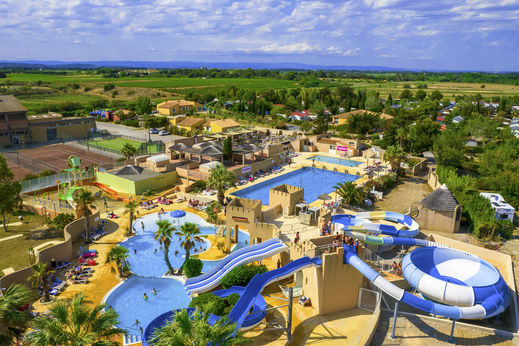 Camping Mimosas, Camping Languedoc Roussillon - 1