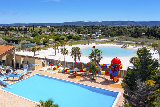 Camping La Nautique, Camping Languedoc Roussillon - 1