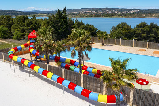 Camping La Nautique, Camping Languedoc Roussillon - 4