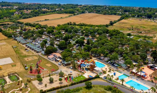 Camping Les Ondines, Camping Languedoc Roussillon - 1