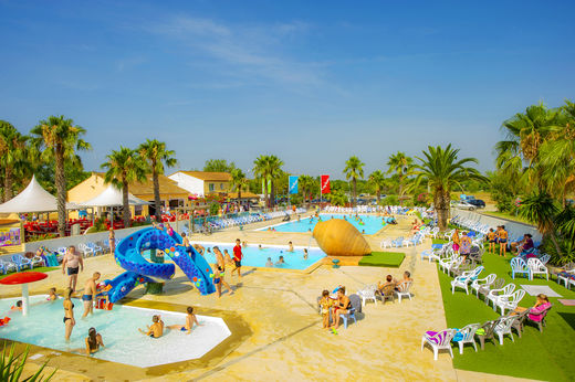 Camping Les Ondines, Camping Languedoc Roussillon - 5