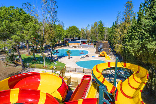 Camping L'or, Camping Languedoc Roussillon - 1