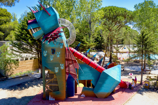 Camping L'or, Camping Languedoc Roussillon - 2