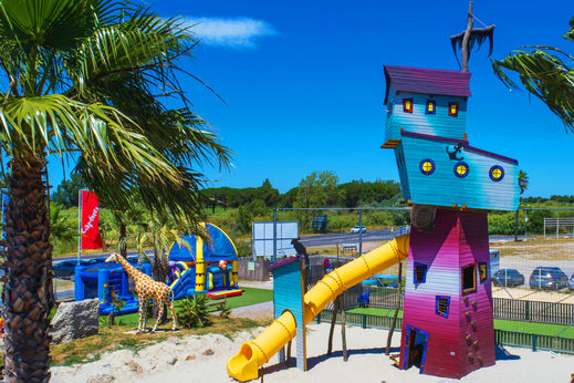 Camping Palmira Beach, Camping Languedoc Roussillon - 2
