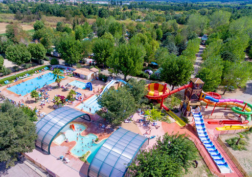 Camping La Soubeyranne, Camping Languedoc Roussillon - 1