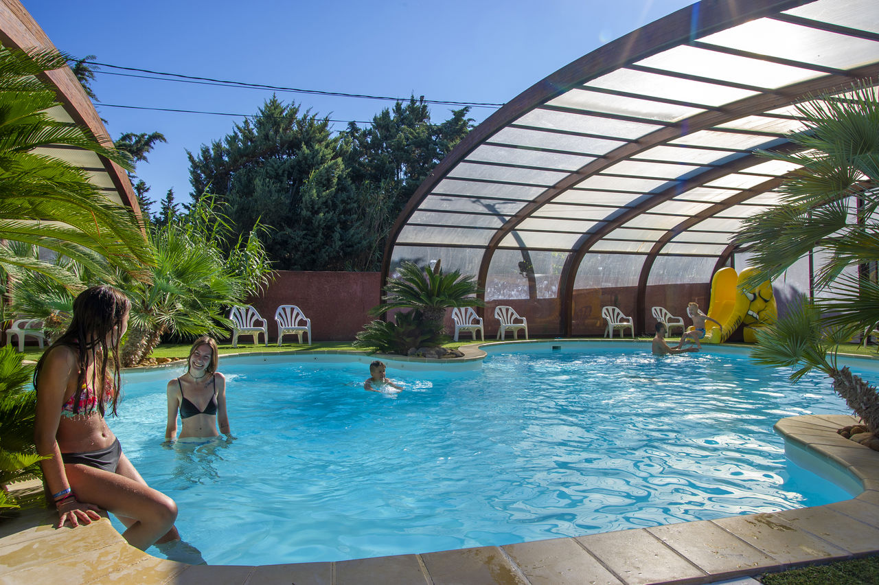 Les Vignes d'Or, Camping Languedoc Roussillon - juegos - Capfun