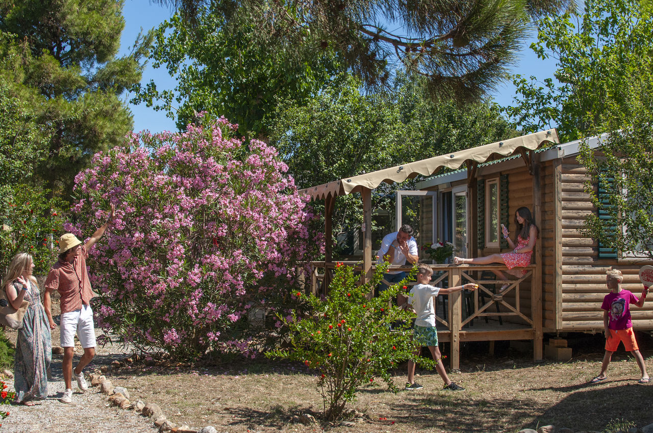 Les Vignes d'Or, Camping Languedoc Roussillon -  - Capfun