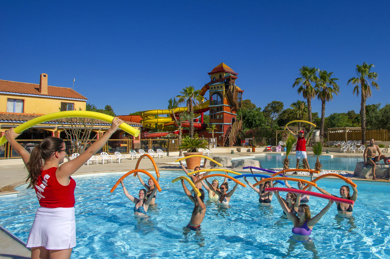 Les Vignes d'Or, Camping Languedoc Roussillon - Valras plage - Capfun