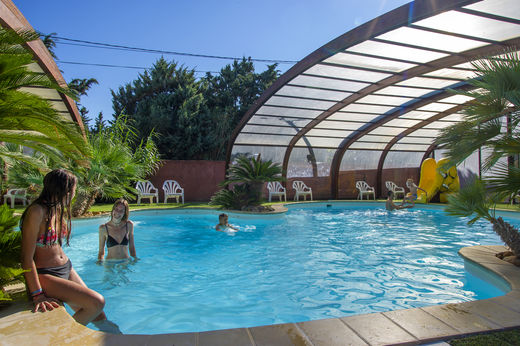 Camping Les Vignes d'Or, Camping Languedoc Roussillon - 5